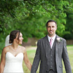 Glyn Clydach Coach House Wedding - Neath