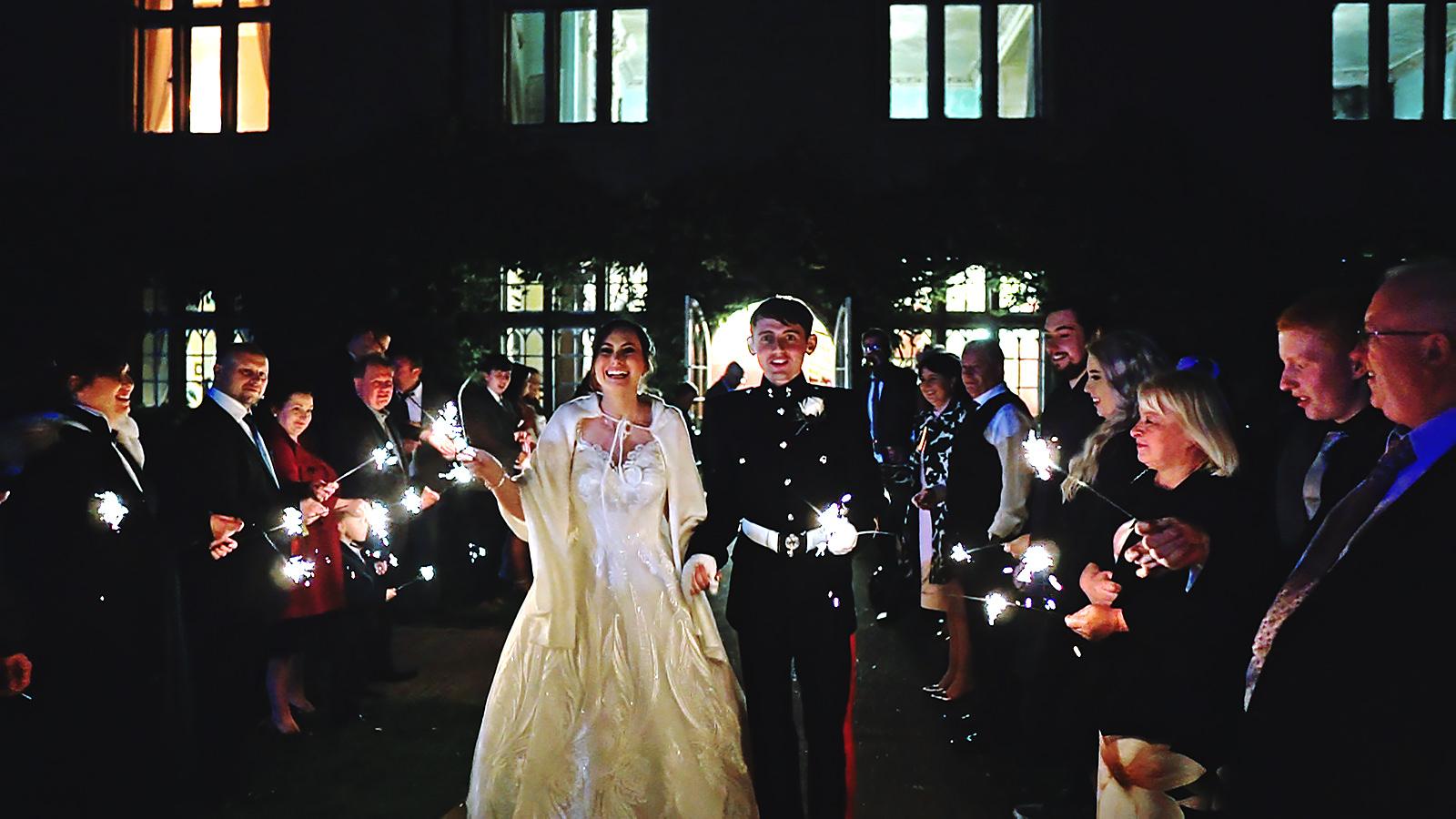 Rebecca & John – Nottingham Wedding