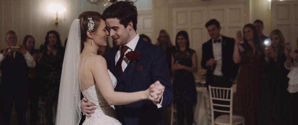 Wedding Videographer - De Courceys Cardiff