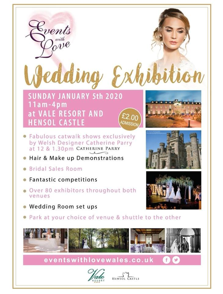 The Vale Resort Wedding Videographer - Wedding Fayre - 2020