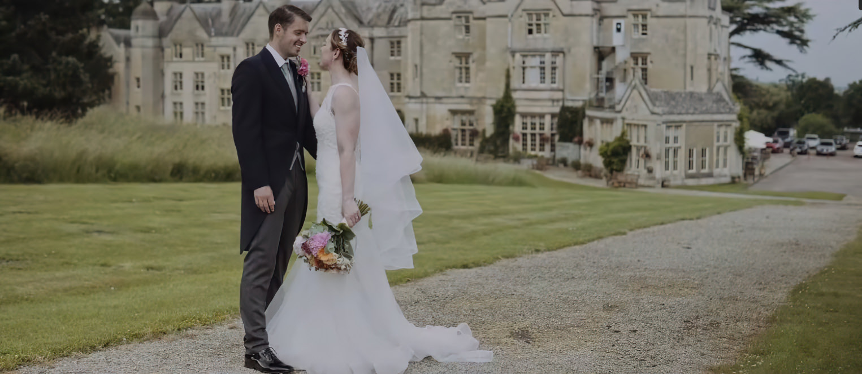 Sam + Natalie | Cotswold Wedding